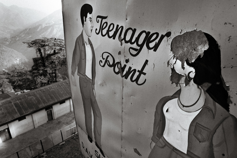 Teenager Point
