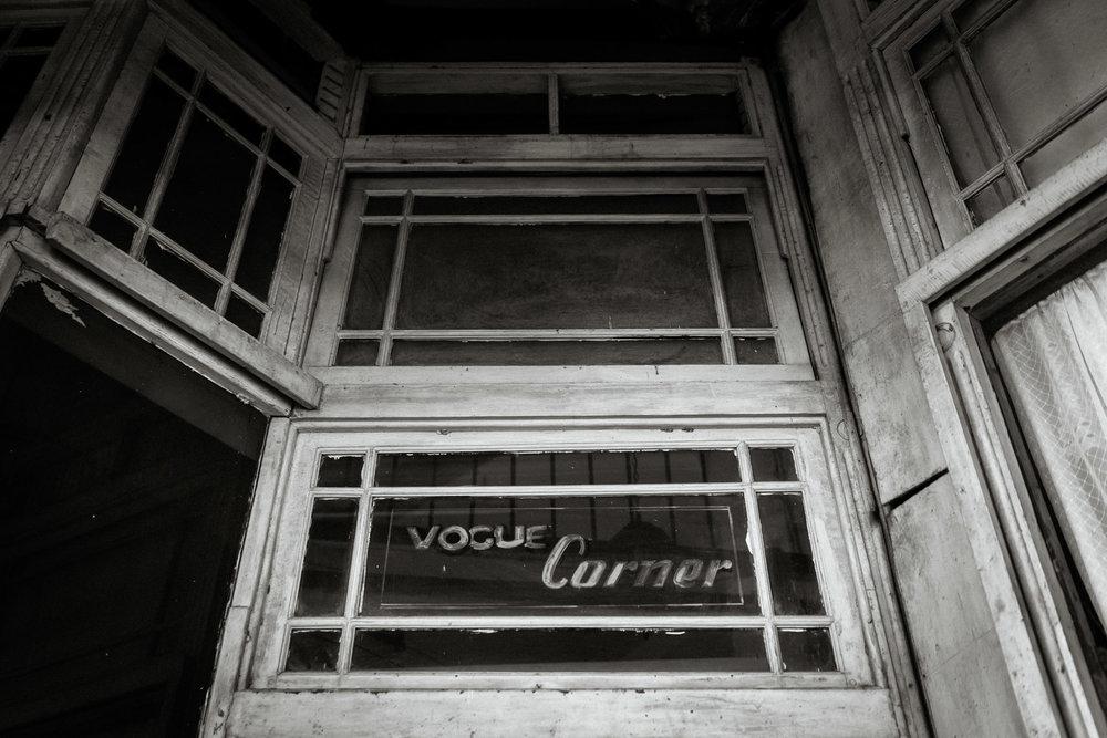 Vogue Corner