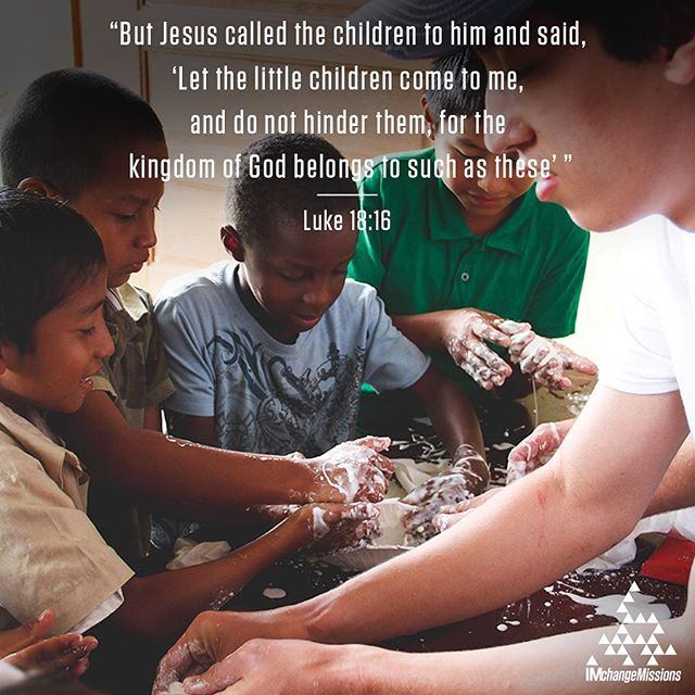 Luke 18. #spendyourselves #livedifferent #missions #servewithadventure #international #trips #heartwork