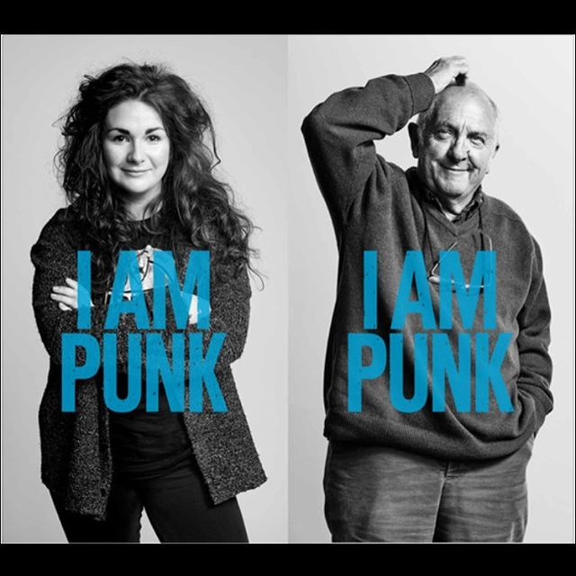 We visited some amazing Punks throughout Great Britain from Scotland to Cornwall and everywhere in between. Here are some of their portraits, shot in barns, gyms, and back gardens. @brewdogofficial, #iampunk. @studioartcommerce. #blackandwhiteportrait.