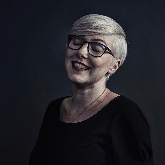 Portraits for an optician, wearing beautiful frames they sell. Creative by @hatchedlondon, #advertisingphotography #greyisthenewblack #portraits #canon #profoto #studiophotography #onelight