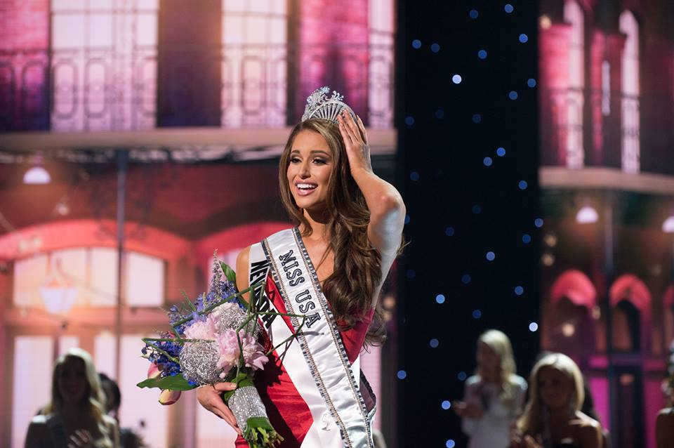 Miss USA 2014 | Nia Sanchez