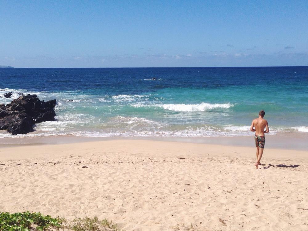 Onelea Bay