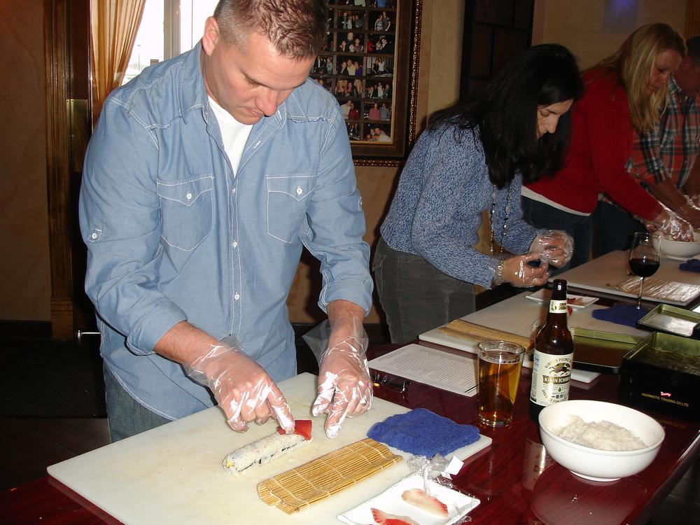 Sushi Rolling Class.JPG