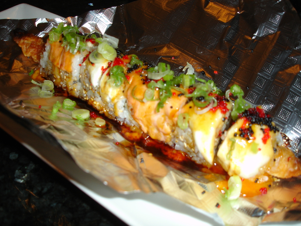 Dragon on Fire Roll