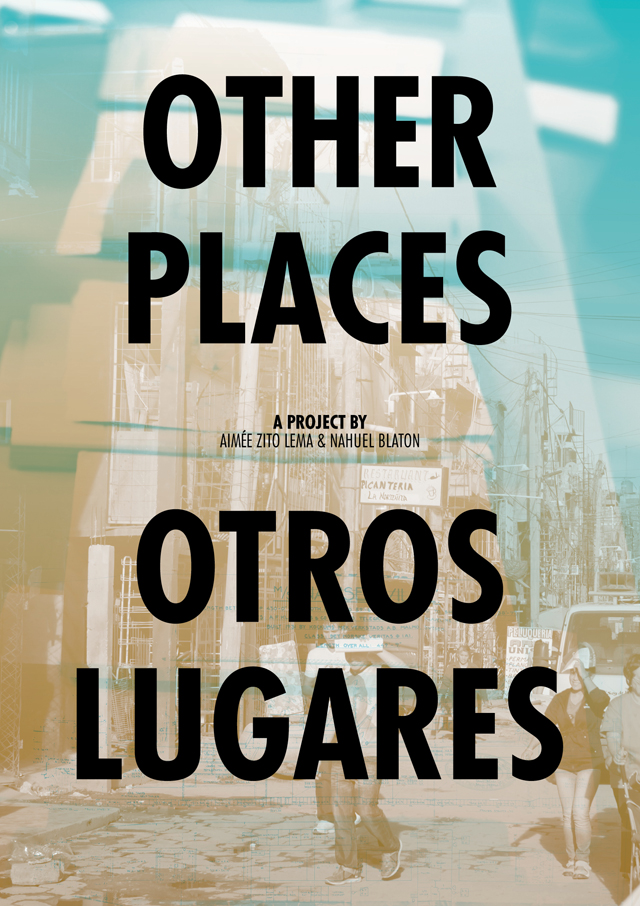 Other Places / Otros Lugares  affiche
