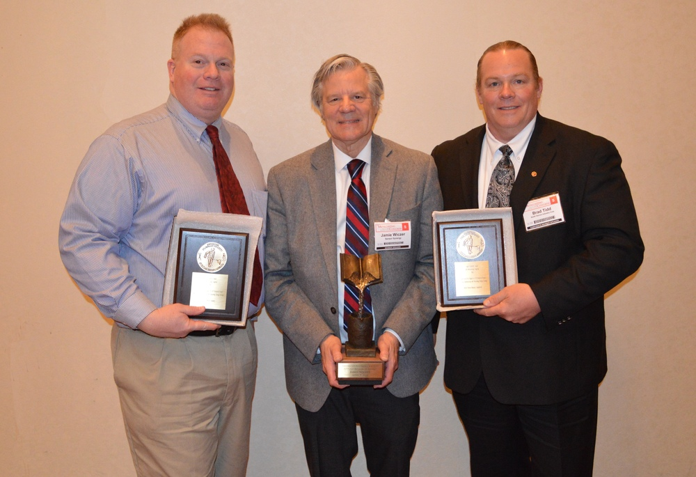 2014 Applied Research Award Recipients