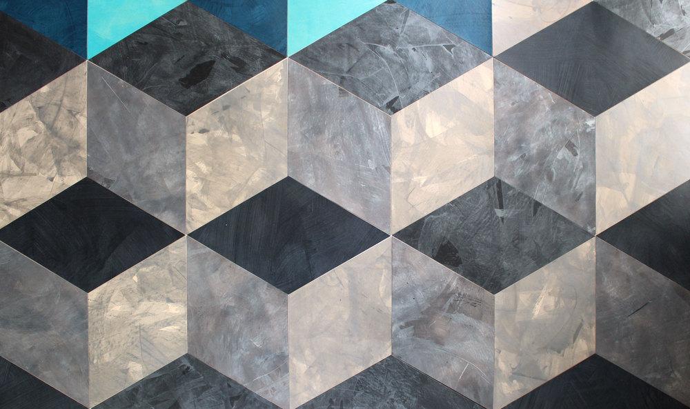 AVO Diamond Strata - Grey Set