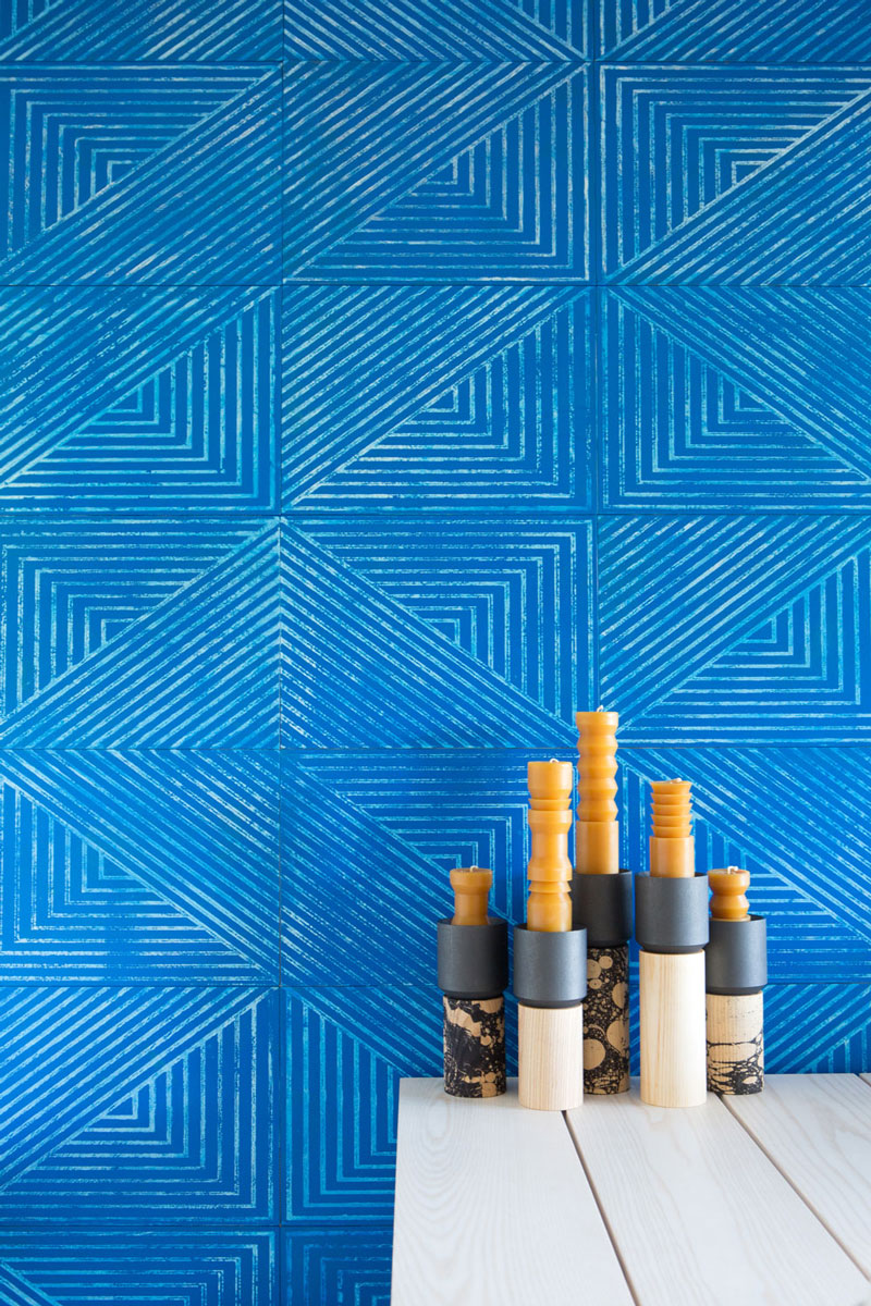 AVO Slanted Hill Leather Tile