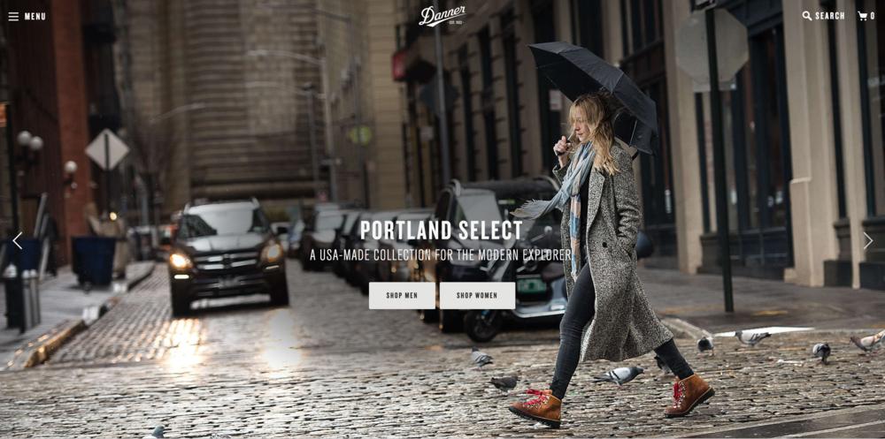 Danner Portland Select