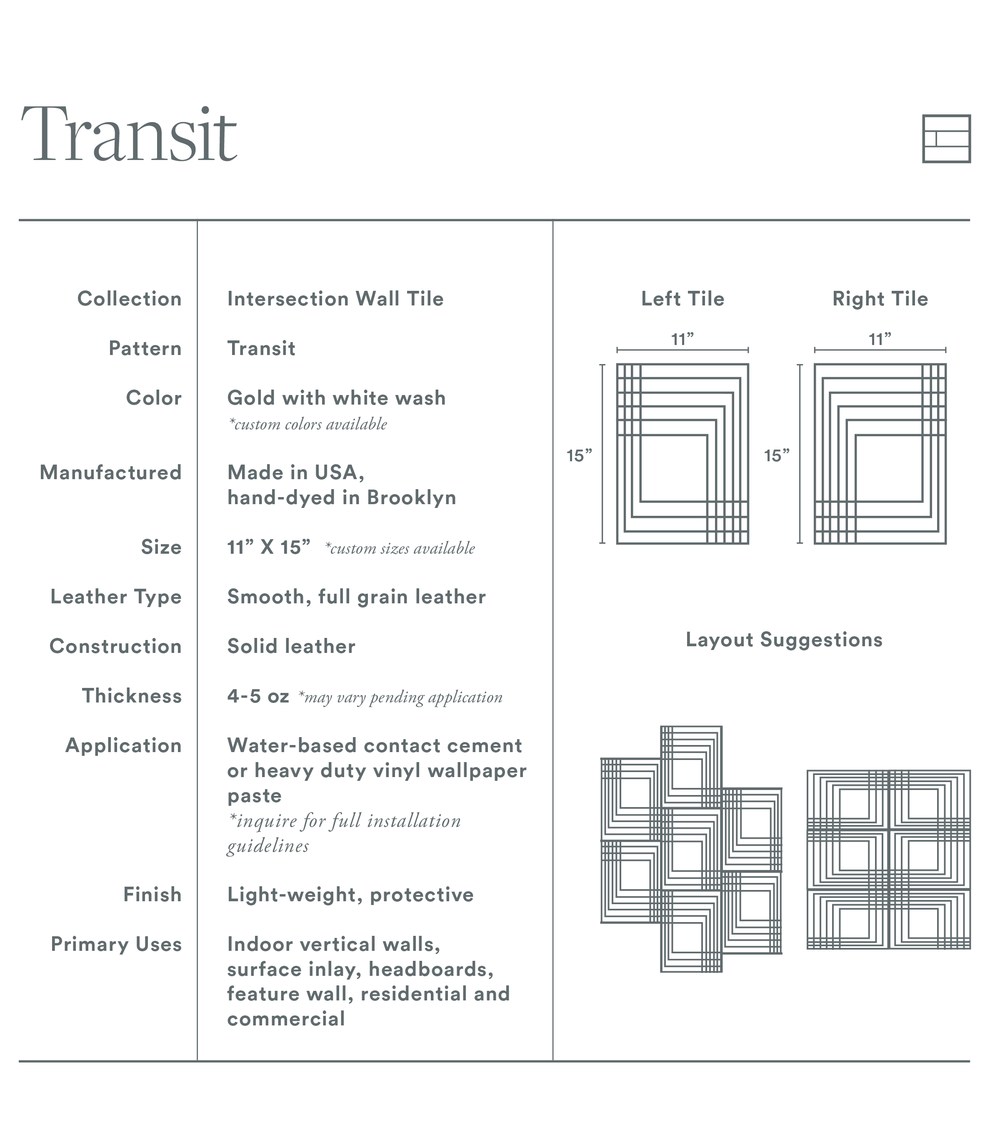 Transit Tile