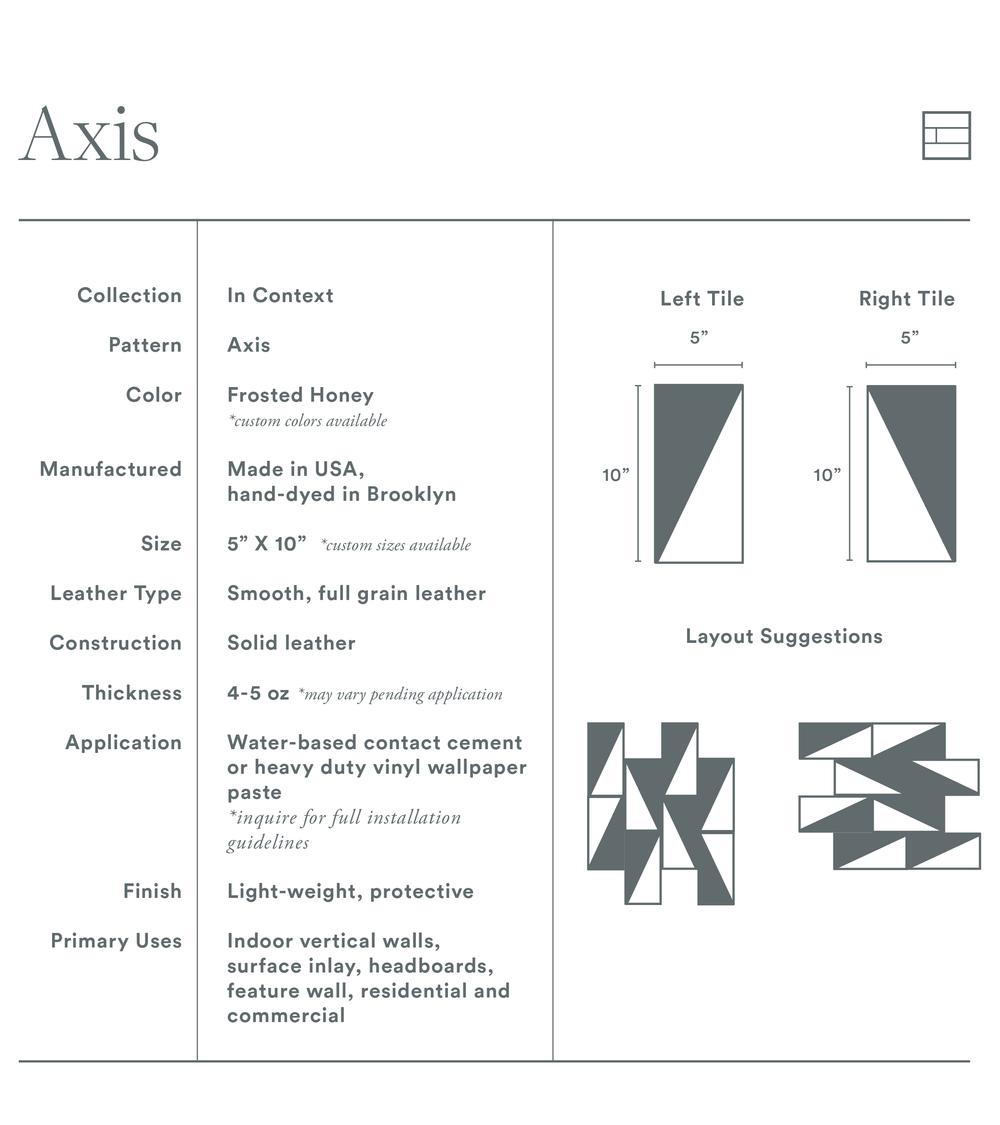 Axis Tile
