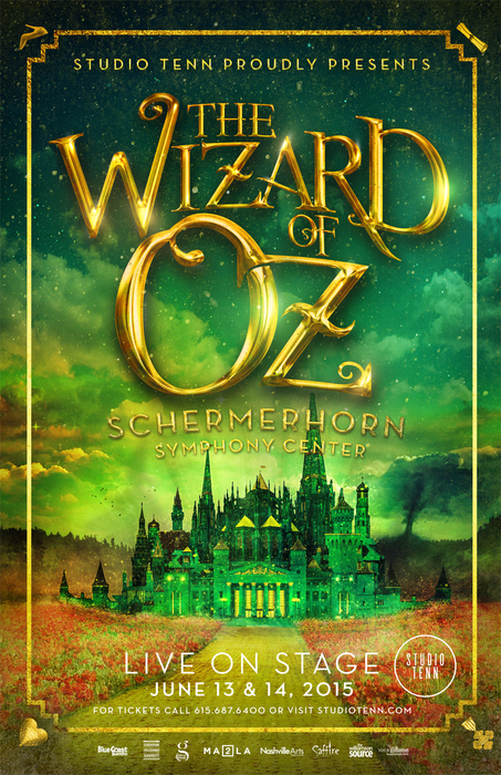 The Wizard of Oz Official Poster