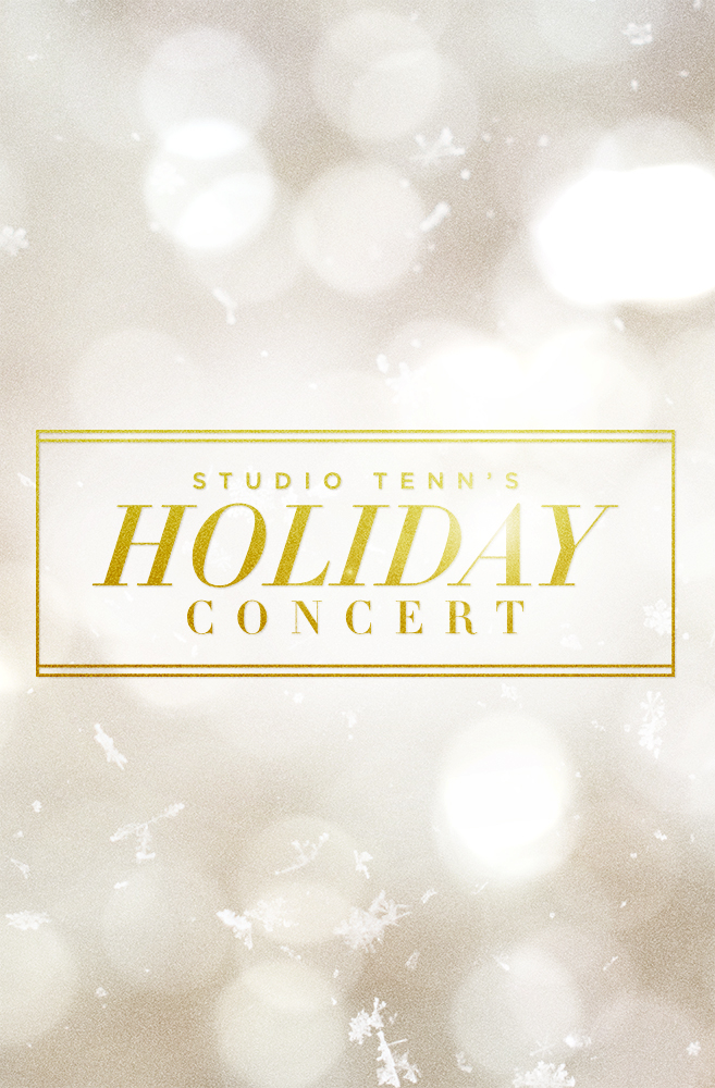 Studio Tenn Holiday Concert