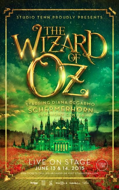 Wizard of Oz - Studio Tenn