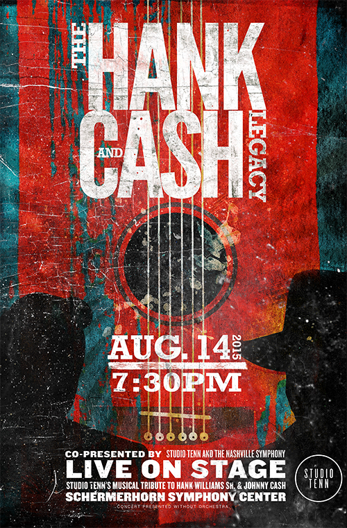 The Hank and Cash Legacy Show Poster