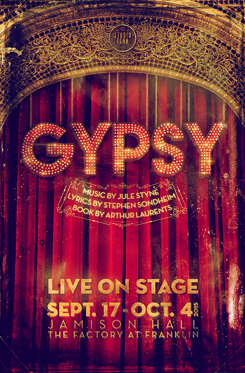 Gypsy Show Poster