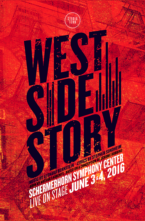West Side Story at Schermerhorn Show Poster