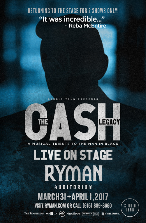 Cash Legacy show poster