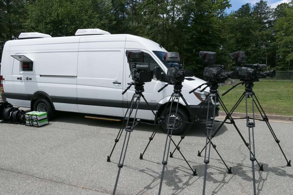 WCVE Mobile Production Unit