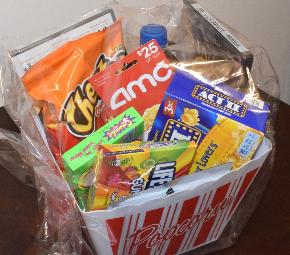 6. Movie Basket