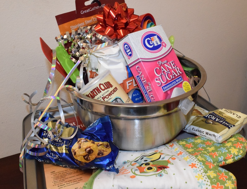 4. DIY Baking Basket