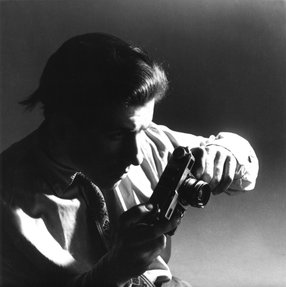 Self-portrait, 1959