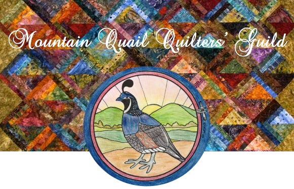 Mountain Quail Quilters Guild
