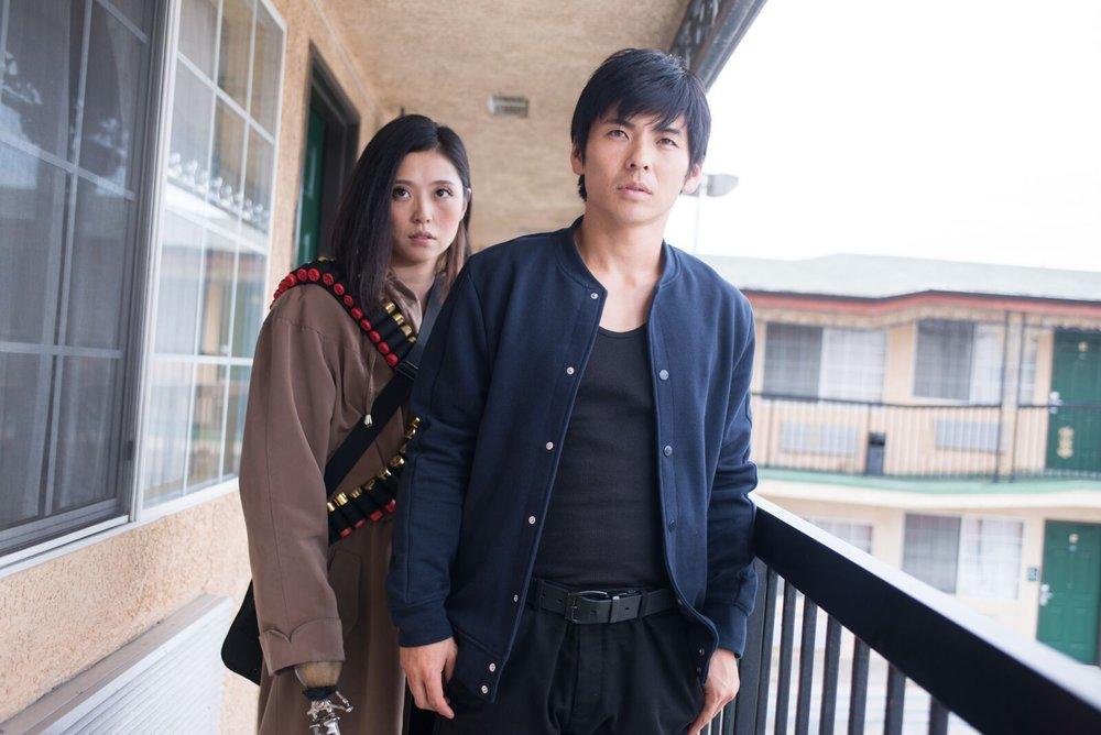"Costume Designer | ""Karate Kill"", feature film | Kurando Mitsutake"