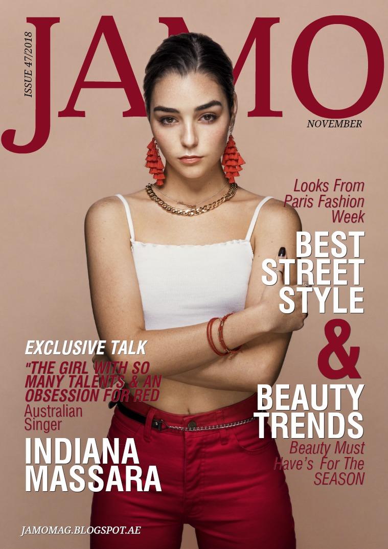 Indiana Massara | Jamo