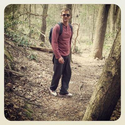 Myself enjoying a hike at the Tucquan Glen Nature Preserve