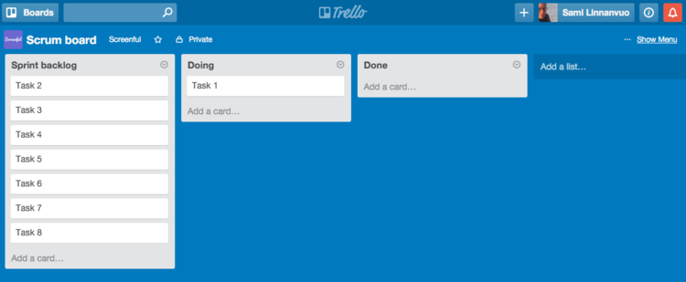 Working in sprints with Trello just got easier! — Screenful