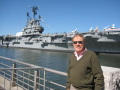bob on intrepid.JPG