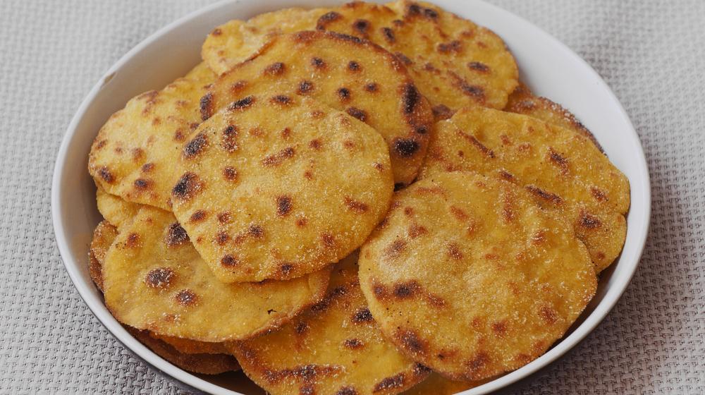 Tortillas de Maiz