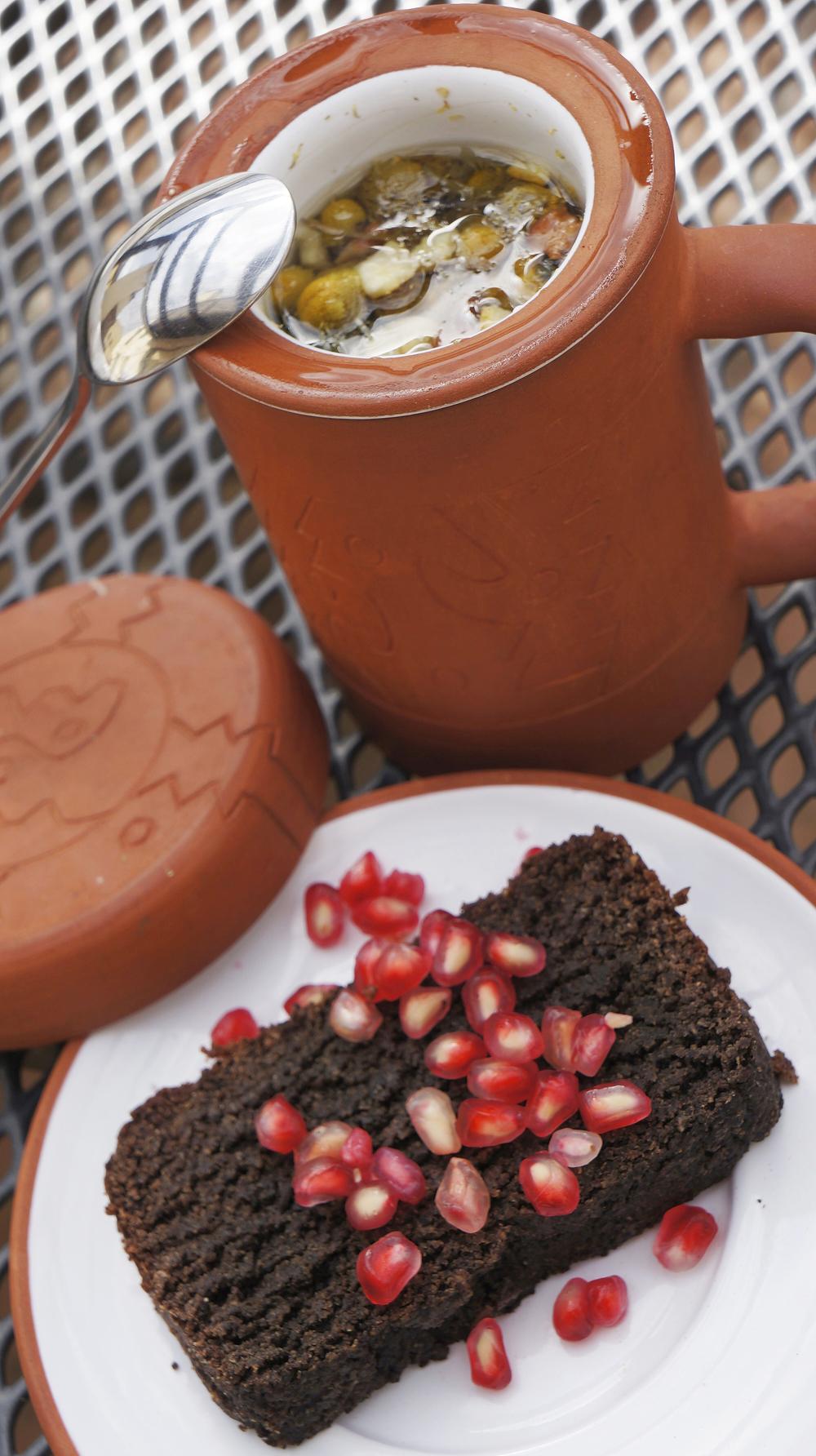 Recipe#1 - Carob Cake