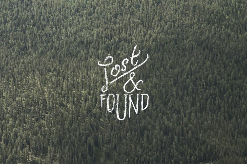 Lost & Found Creative Design