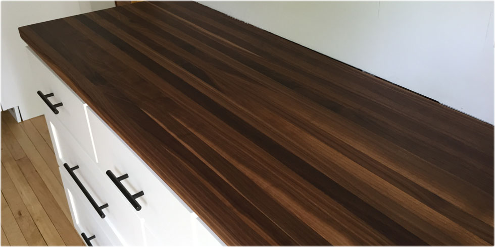 Black Walnut Counter Top