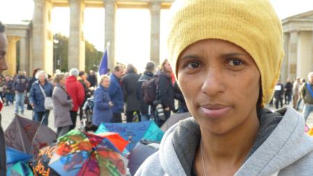 Elsa Mesfen from Ethiopia and Eritrea