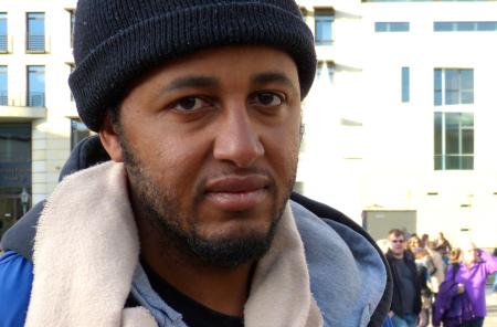 Brook Tadele from Ethiopia