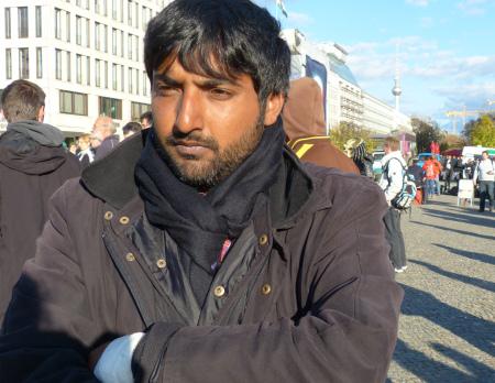 Sibtain Naqvi from Pakistan
