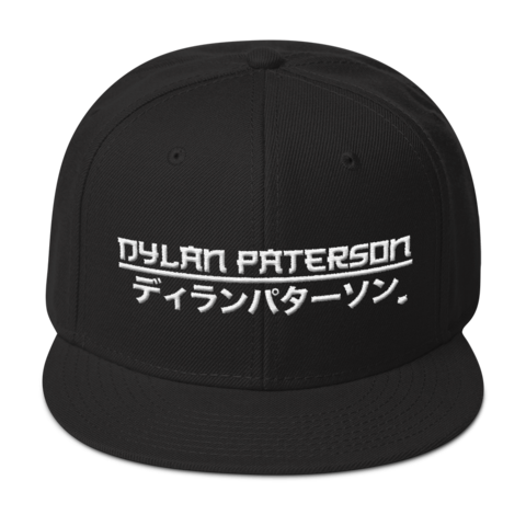 Dylan Paterson Japanese Snapback -