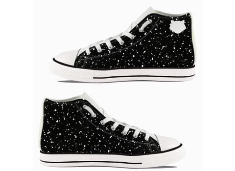 Cookie Clique Black Gravel Shoes -