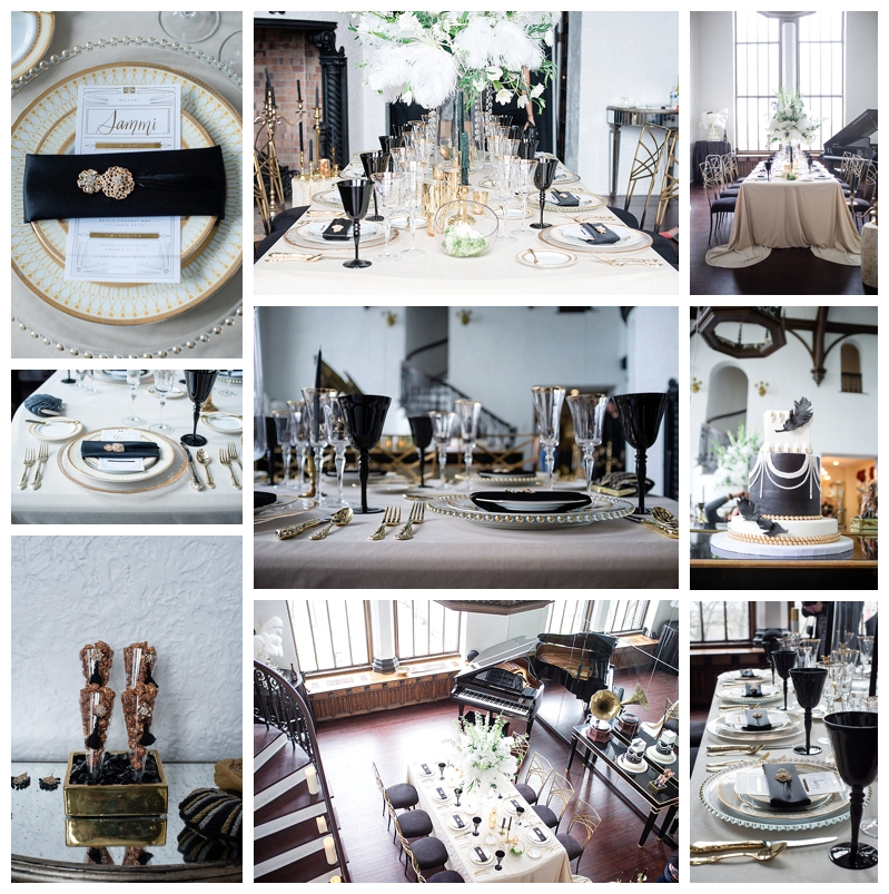 Nomee Photography-Great Gatsby-Hyde Park Mansion-Details