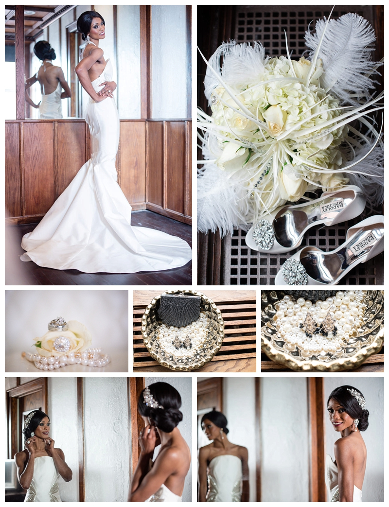 Nomee Photography-Great Gatsby-Hyde Park Mansion-Bride Getting Ready