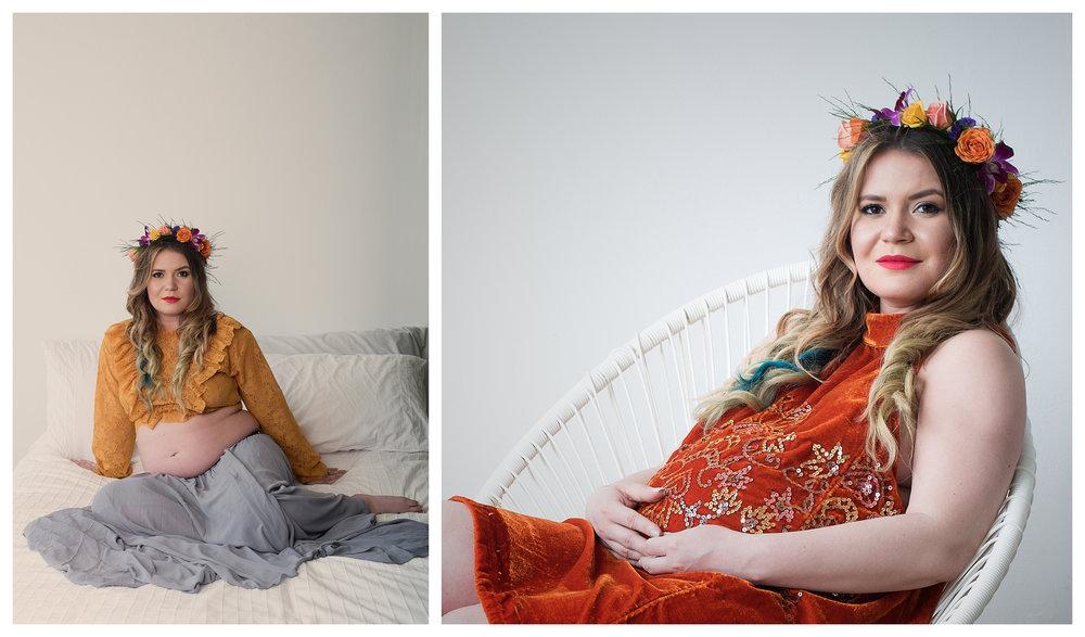katrina maternity photos | Nomee Photography | Chicago Studio