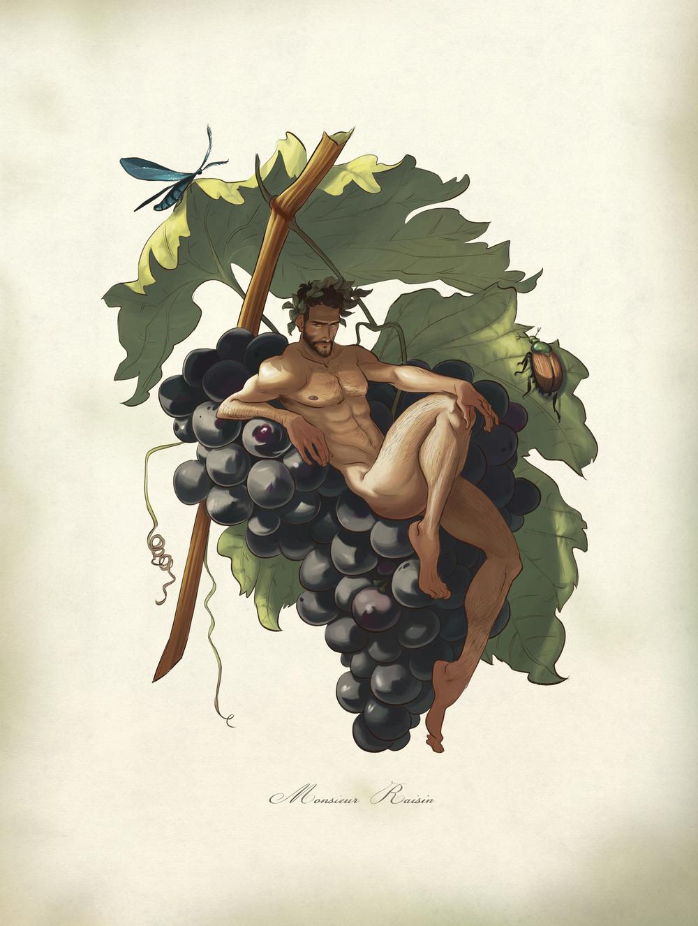Messieurs des Fruits