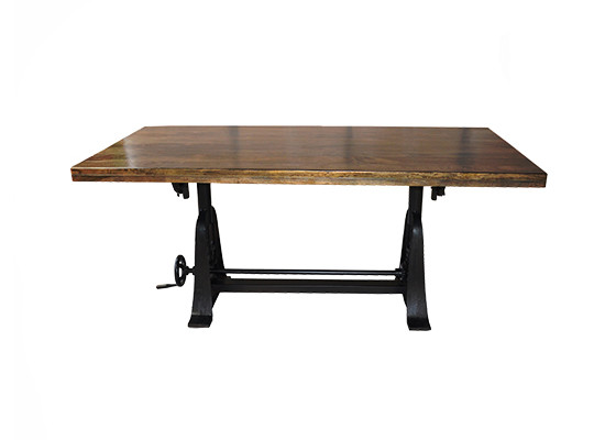 Wynfor Drafting Table Re Interiors On Main Kitchens