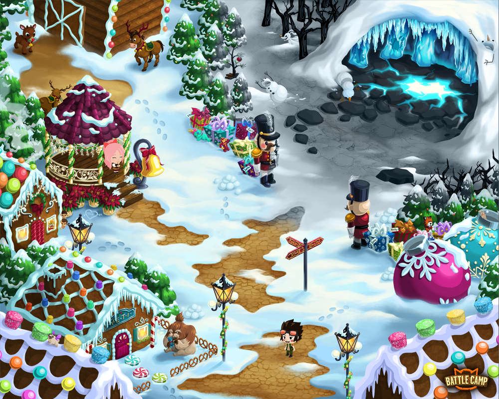 2016 Holiday Event Environment