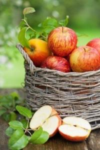 Apples basket sliced fresh fruit.jpg