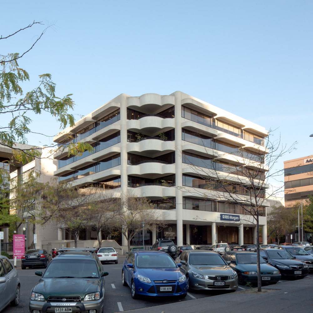 A great location in the Adelaide CBD overlooking Hindmarsh Sq, sensational office space